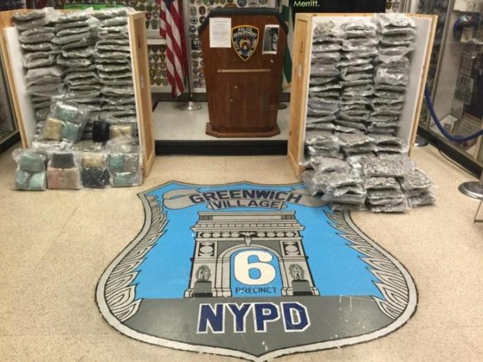 NYPD-CRATES